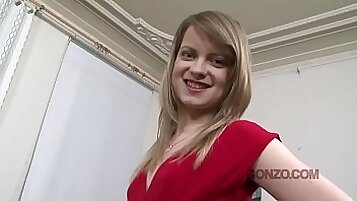 Crazy anal sex video with a couple of stunning chicks