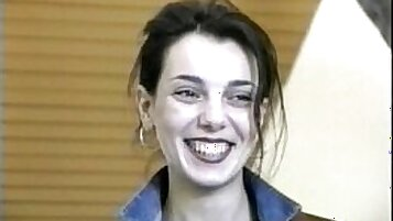 Real amateur Italian girlfriend masseur dildoes