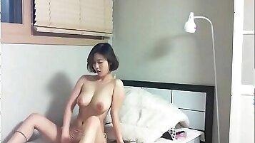 Korean Whore Pissed
