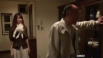Asian MILFs vs Old Men