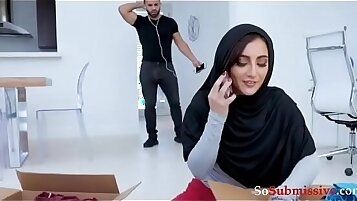 I, hereby declare myself to be my brother's submissive hoe- GIRL IN HIJAB
