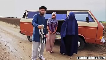 Arab Tunisian Daughter Being A Slave